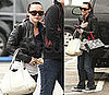 Photos of Christina Ricci Shopping in NYC