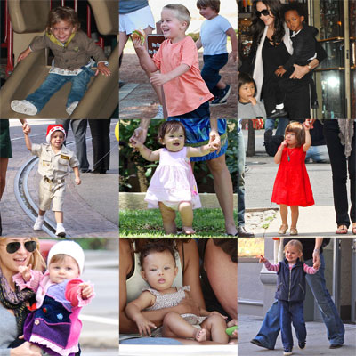 Best of 2008: The Year in Celebrity Babies
