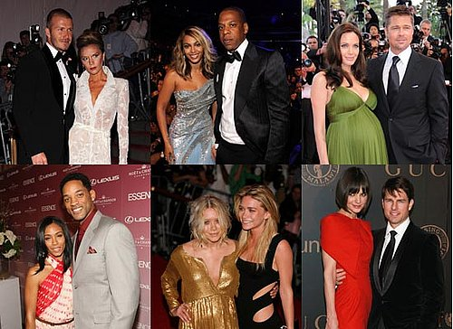 Oxygen's 25iest Power Couples
