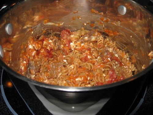 Lasagna Mash