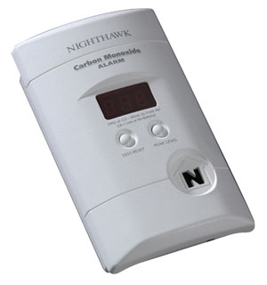 Healthy To-Do: Install Carbon Monoxide Detectors