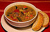 Healthy Recipe: Hearty Veggie Pesto Soup
