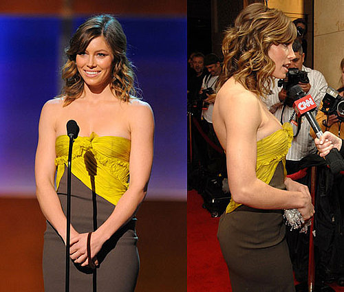 Get the Bod: Jessica Biel's Arms