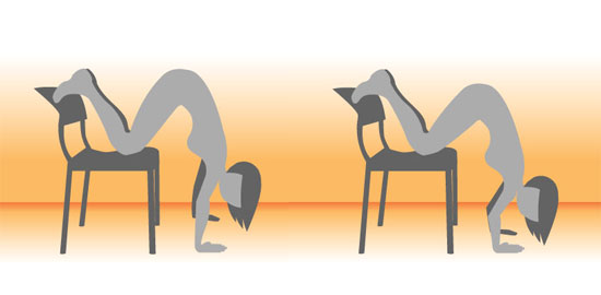 Chair Push-Up
