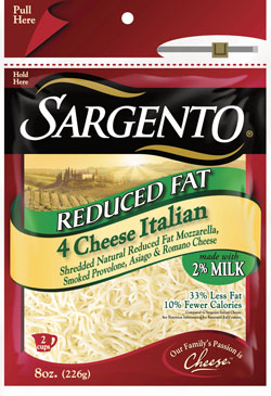 Tasty Reduced Fat Cheese