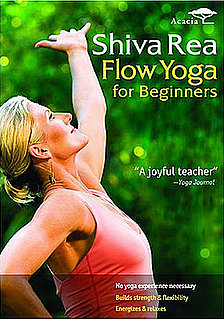 DVD Review: Shiva Rea — Flow Yoga for Beginners