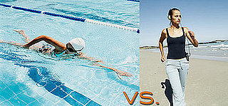 Swimming vs. Jogging