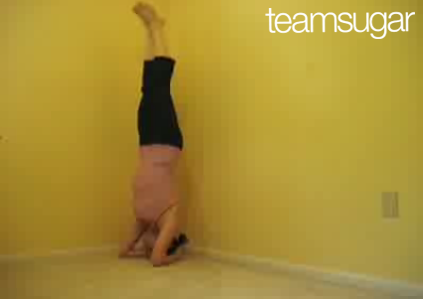No Equipment Necessary: Two-Minute Headstand