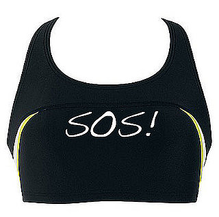 Talk About Emergency Support: Sports Bra Saves Hiker's Life