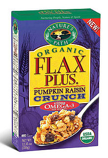 Food Review: Organic Flax Plus — Pumpkin Raisin Crunch