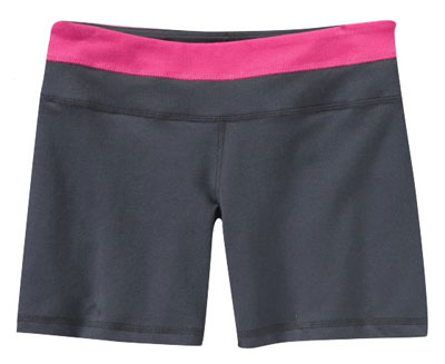 Gear Review: Old Navy Short Shorts