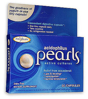 Acidophilus Pearls: The Goodness of Yogurt Without the Spoon