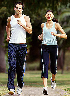 Fit Tip: Run With Someone Who's Faster Than You
