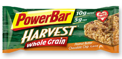Food Review: PowerBar Harvest