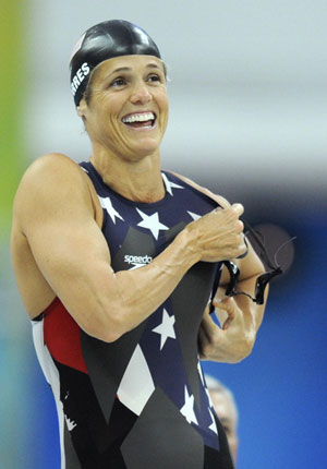 Where in the World Is Dara Torres?