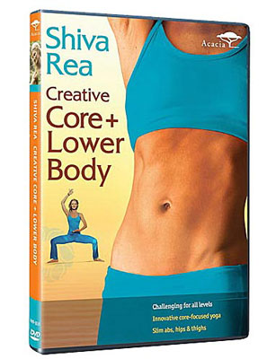Shiva Rea: Creative Core + Lower Body