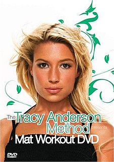 DVD Review: Tracy Anderson Mat Workout
