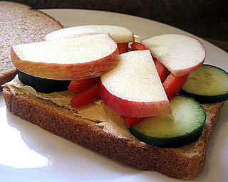 Healthy Eating Tip: Add Fruit Slices to Sandwiches