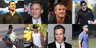 Who Is the Fittest Male Celebrity of 2008?