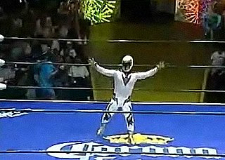 I Am Officially a Fan of Mexican Wrestling