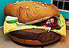 Product of the Day: The Hamburger Bed