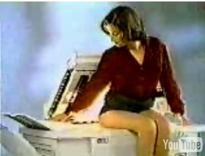 Flashback: Will Ferrell in Xerox Assjet Ad