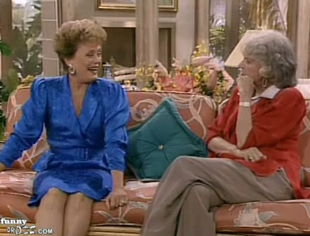 Sex and the City Joins The Golden Girls