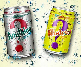 Product of the Day: Anything and Whatever Soft Drinks