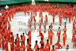"Filipino Prisoners Dance to ""Low"""