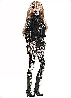 "Black Canary Barbie Called ""Filth"""