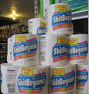Product of the Day: Sh*tBegone Toilet Paper