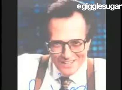 Flashback: Drunk Larry King?