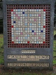 Somebody Really Loves Scrabble!