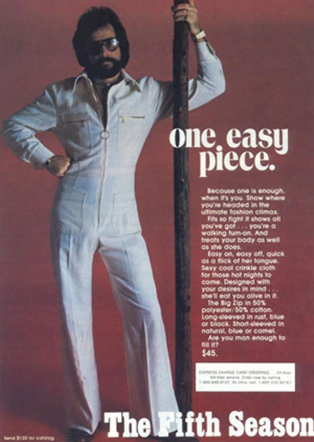 The Polyester Jumpsuit