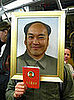 Guy Dresses Up As Chairman Mao Zedong