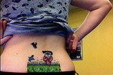 Gamer Tramp Stamp