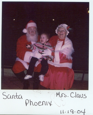 Oh, Great, Mrs. Claus, Too?