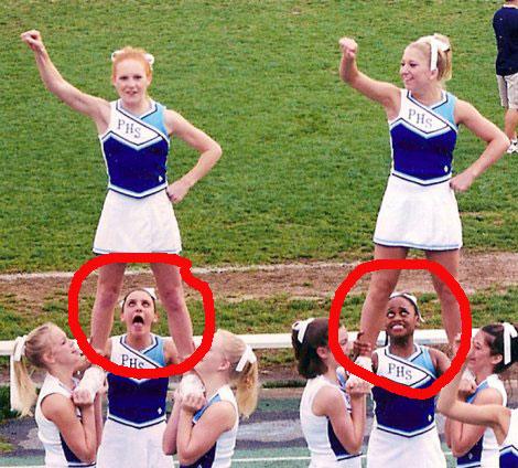 Cheerleaders Have More Fun