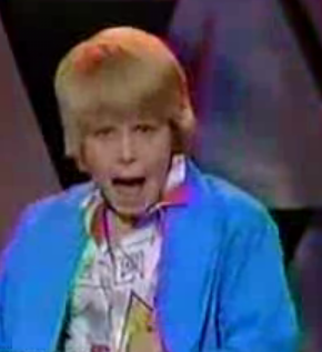 "Duffy Lucas Performs ""Sussudio"" on Puttin' on the Kids"