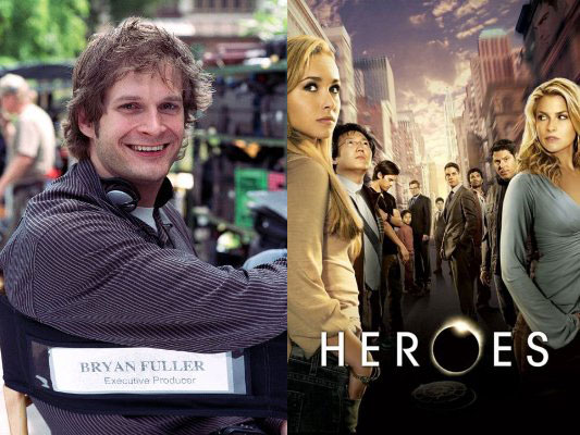 Bryan Fuller Returns to Heroes