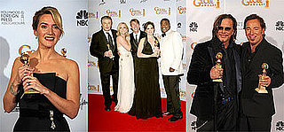 Full List of Winners of 2009 Golden Globe Awards