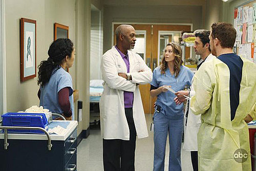 "Grey's Anatomy Rundown: Episode 11, ""Wish You Were Here"""
