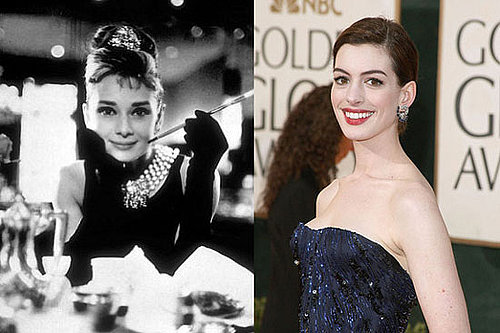 Could Anne Hathaway Play Holly Golightly?