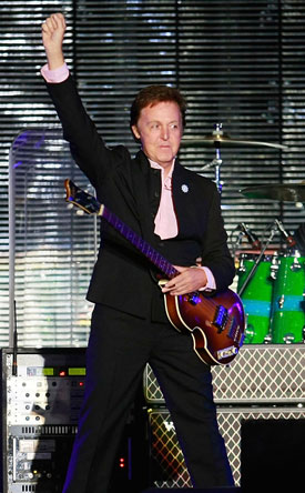 Paul McCartney to Headline 2009 Coachella