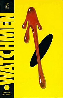 Buzz Book Club: Watchmen, Section Three