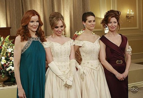 "Desperate Housewives Recap ""In Buddy's Eyes"""