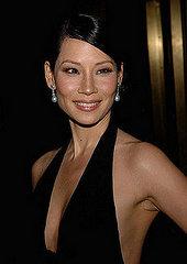 Lucy Liu Cast on Dirty Sexy