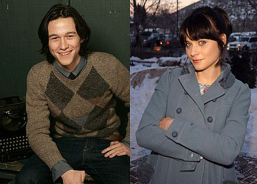 Deschanel, Gordon-Levitt Have 500 Days of Summer