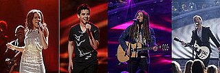 American Idol Rundown: The Top Four Try to Rock You