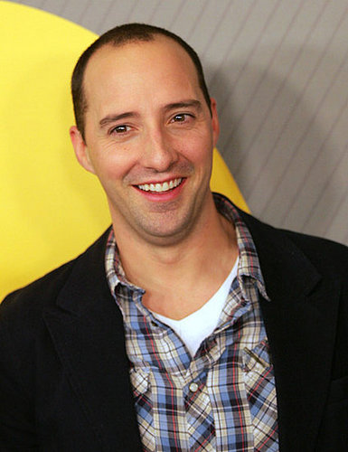 Buster's Turn! Tony Hale Cast on Chuck, Samantha Who?